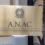 Anac, vigilanza collaborativa in materia di contratti pubblici