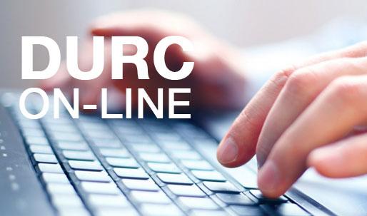 durc on line