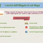 I servizi dell'Allegato IX sul Mepa