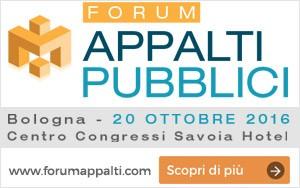 Forum Appalti Pubblici