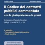 Codice dei contratti pubblici commentato con la giurisprudenza e la prassi