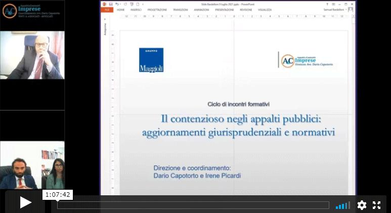 """Le procedure di gara dopo il Decreto """"Semplificazioni bis"""""""