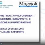 Decreto correttivo: approfondimenti su avvalimento, subappalto e associazione in partecipazione
