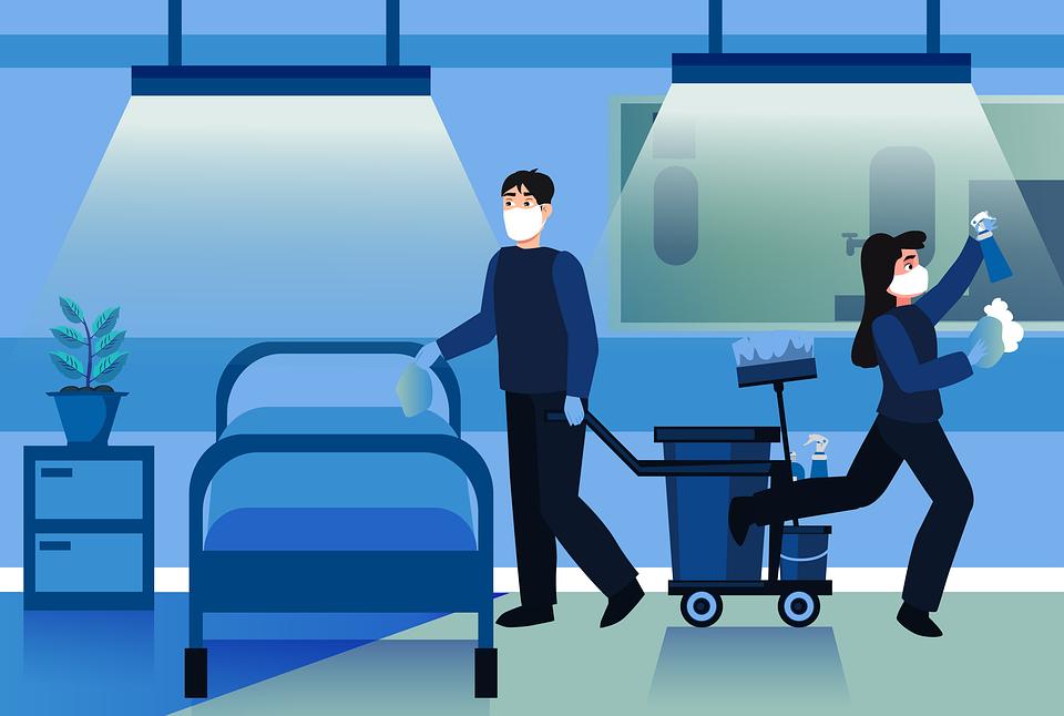 Ancora sul servizio di pulizia e sanificazione degli enti sanitari tra Consip, centrali regionali e gare ponte