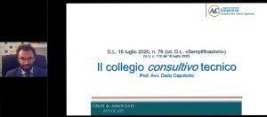 Focus Decreto Semplificazioni – Il nuovo collegio consultivo tecnico