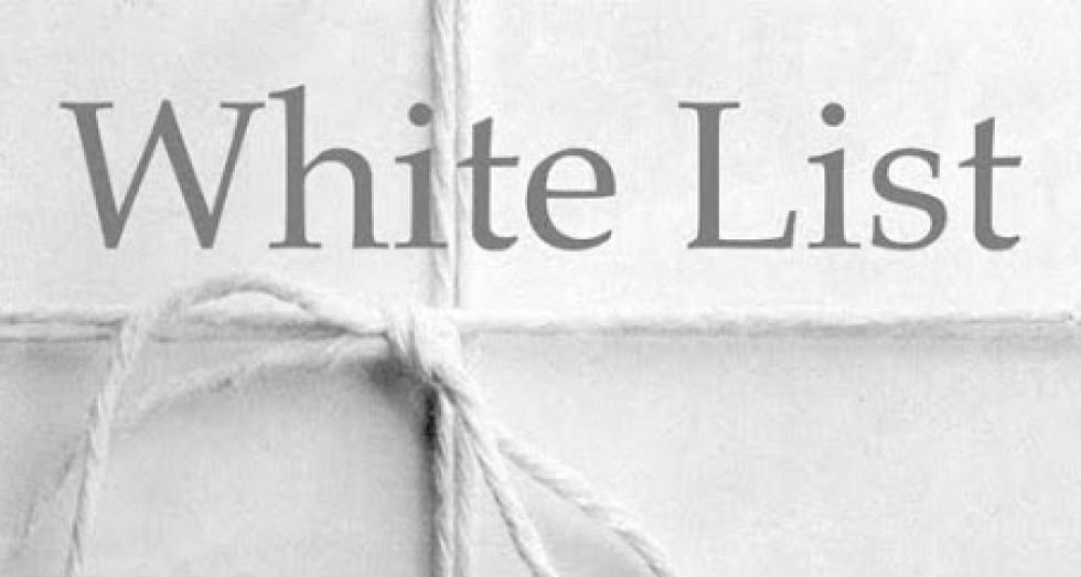 white list